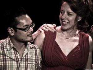 Stephane Ly-Cuong et Miranda Crispin