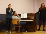 Pasek and Paul Master Class - Day 1